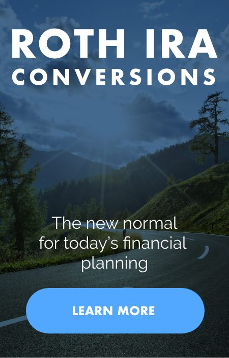 Roth IRA Conversions - white pages